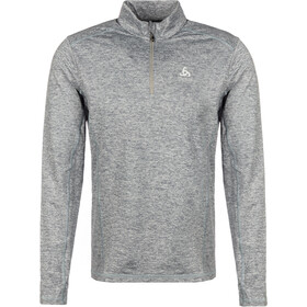 Odlo Steeze Midlayer 1/2 Zip Men grey melange